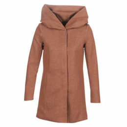 Only  ONLSEDONA  women's Coat in Orange