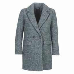 Only  ONLALLY  women's Coat in Grey