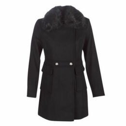 Guess  LUCINA  women's Coat in Black
