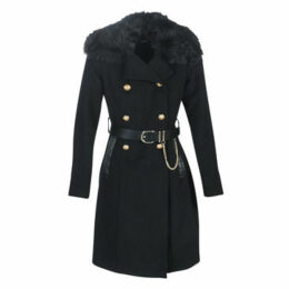 Guess  LUANN  women's Coat in Black