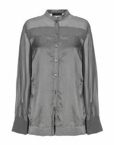 TRU TRUSSARDI SHIRTS Shirts Women on YOOX.COM