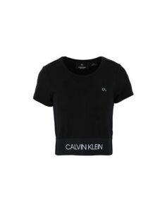 CALVIN KLEIN PERFORMANCE TOPWEAR T-shirts Women on YOOX.COM