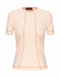 DIESEL BLACK GOLD TOPWEAR T-shirts Women on YOOX.COM