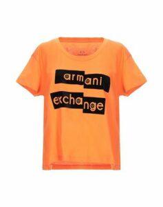 ARMANI EXCHANGE TOPWEAR T-shirts Women on YOOX.COM