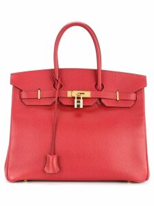 Hermès Pre-Owned Birkin 35 tote bag - Red