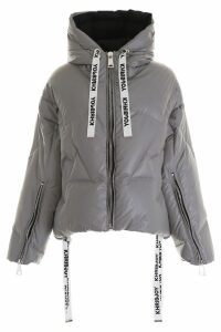 Khrisjoy Light-reflecting Khris Puffer Jacket