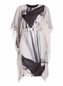 Max Mara Silk Twill Dress