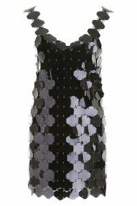 Paco Rabanne Octagonal Sequin Dress