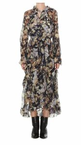 Zimmermann Sabotage Ruffle Dress