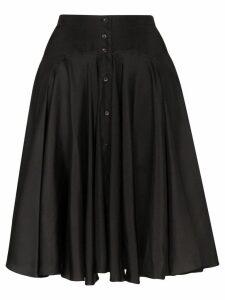 Alaia Skirt Silk
