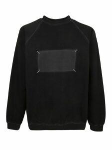 Maison Margiela Ribbed Sweatshirt