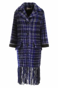 Marni Fringed Coat