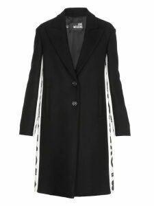 Love Moschino Cotton Coat
