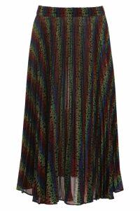MICHAEL Michael Kors Multicolor Monogram Skirt