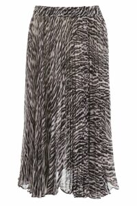 MICHAEL Michael Kors Safari Midi Skirt