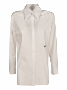 Fendi Concealed Button Shirt