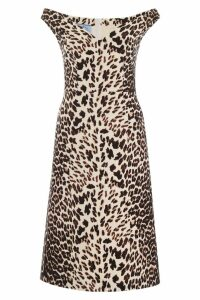 Prada Animalier Dress