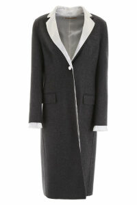 Marni Double Wool Coat