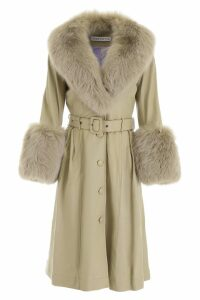 Saks Potts Foxy Coat