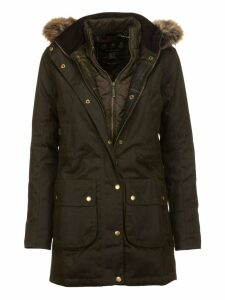 Barbour Lady Ba Thrunton Wax