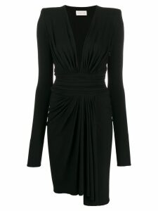 Alexandre Vauthier Stretch Jersey Dress