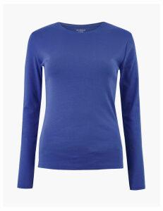 M&S Collection Pure Cotton Regular Fit T-Shirt