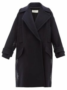 Sportmax - Emily Coat - Womens - Navy