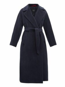 Weekend Max Mara - Corona Coat - Womens - Navy