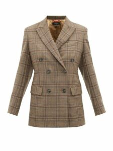 Weekend Max Mara - Campus Blazer - Womens - Beige Multi
