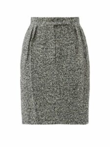 Max Mara - Rosita Skirt - Womens - Black White