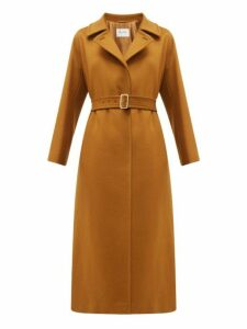 Max Mara - Orietta Coat - Womens - Tan