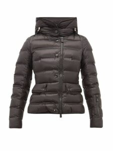 Moncler Grenoble - Armotech Quilted Down Jacket - Womens - Black