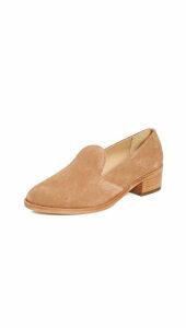 Soludos Sophia Block Heel Loafers