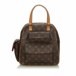Louis Vuitton Brown Monogram Excentri-cite