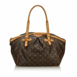 Louis Vuitton Brown Monogram Tivoli Gm