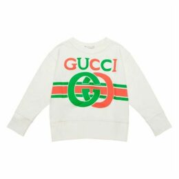 Gucci Gg Logo Jumper