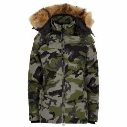 Canada Goose Chelsea Camouflage Arctic-Tech Coat