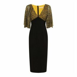 Traffic People Wiggle And Smile Dress
