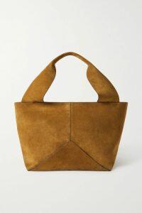 Preen by Thornton Bregazzi - Ofira Asymmetric Floral-print Plissé-georgette Maxi Dress - Green