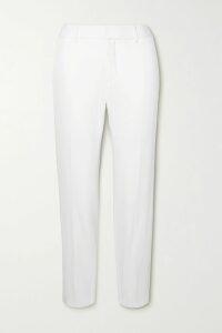 GANNI - Brushed-twill Jacket - Beige