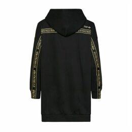 Evisu Embroidery Tape Long Zip Hoodie