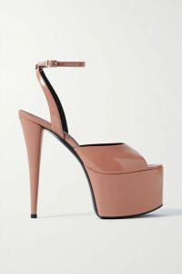 Rebecca Vallance - Mica Sequined Lurex Skirt - Black