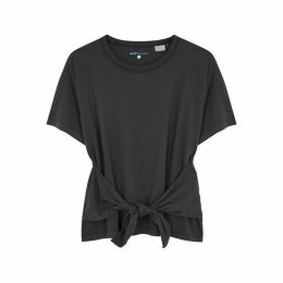 Levi's Made & Crafted Black Cotton T-shirt