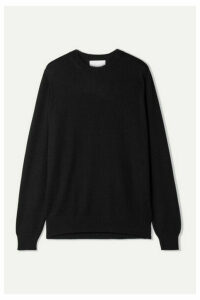 Handvaerk - Alpaca-blend Sweater - Black