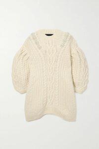 rag & bone - Hayden Stretch-cotton Corduroy Mini Skirt - Black
