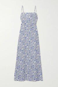 Alexandre Vauthier - Ruched Tie-detailed Silk-blend Satin Mini Dress - Burgundy