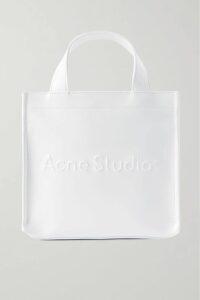 Helmut Lang - Femme Embroidered Denim Mini Skirt - Dark denim