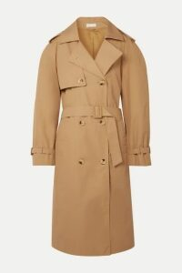BITE Studios - Organic Cotton-gabardine Trench Coat - Beige