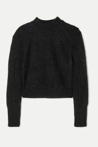 BITE Studios - Organic Cotton-blend Sweater - Black