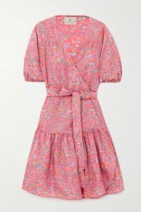 Vince - Textured Wool-blend Turtleneck Sweater - Tan